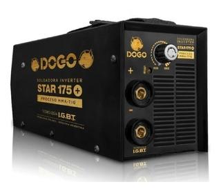 Soldadora Inverter Dogo 140 Amp Star175 Anti Stick Mma