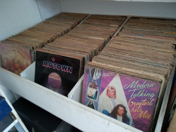 Coleção Discos Vinil