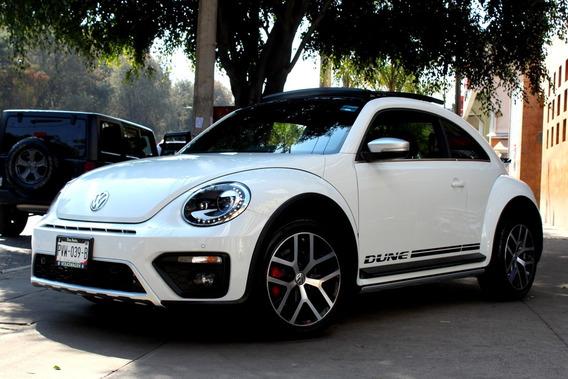 Vw //beetle Dune// 2017 Seminuevo!! Turbo, Dsg, Qcp, Xenon