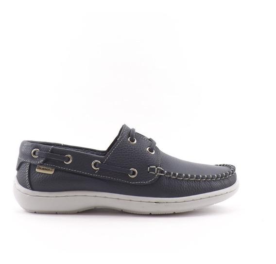 Zapatos Nautico Acordonado Cuero Darmaz Liquidacion 272