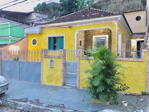 Casa Imperdível No Centro De Mesquita, Corre!!!!!! - Sica30009