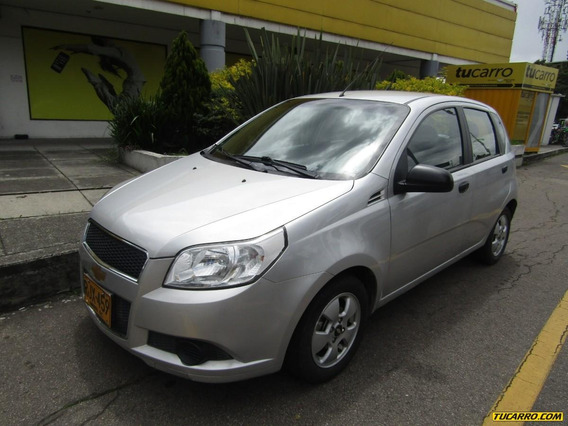 Chevrolet Aveo Emotion Gt 1.6 Mt Aa 5p