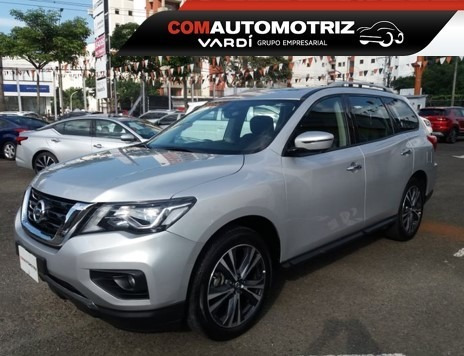 Nissan Pathfinder Exclusive Id 39161 Modelo 2019