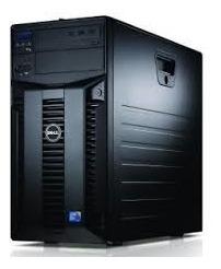 Servidor Dell Poweredge T310 Quad Xeon 16gb Ram 2x1tb Hd Nfe