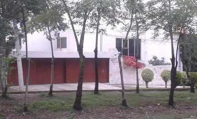Casa Muy Grande En Zona Arbolada A Minutos De Polanco