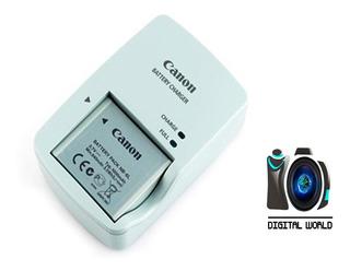Cargador Para Canon Para Nb-6l /canon Sx530 Sx510 Etc