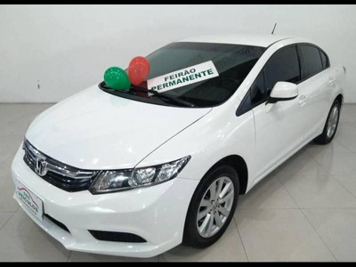 Civic Lxs 1.8 16v I-vtec (flex) 1.8