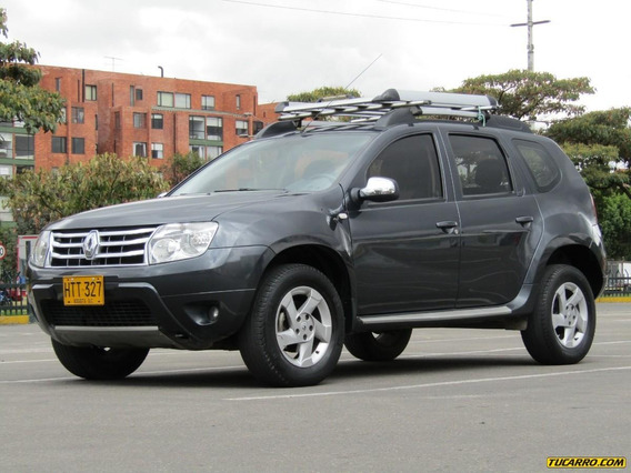 Renault Duster Dynamique At 2000cc Aa Ab Abs