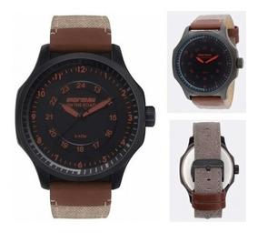 Relógio Masculino Mo2035gy/k8p Mormaii + Brinde Especial