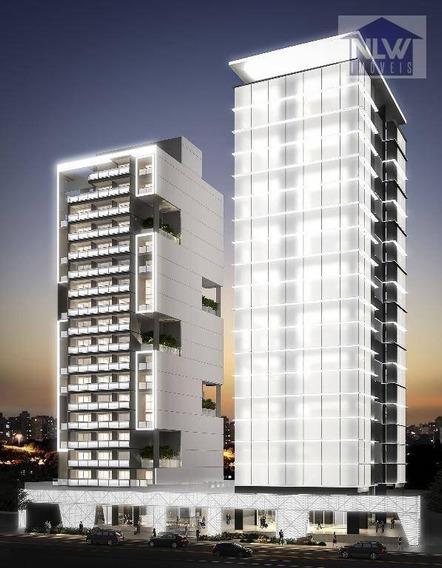 Loft Residencial À Venda, Vila Olímpia, São Paulo. - Lf0002