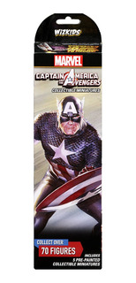 Marvel Heroclix: Captain America And The Avengers (booster)