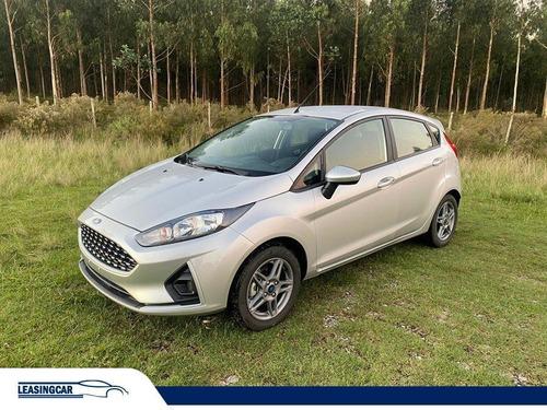 Ford Fiesta Splus Entrega Inmediata 2019 0km