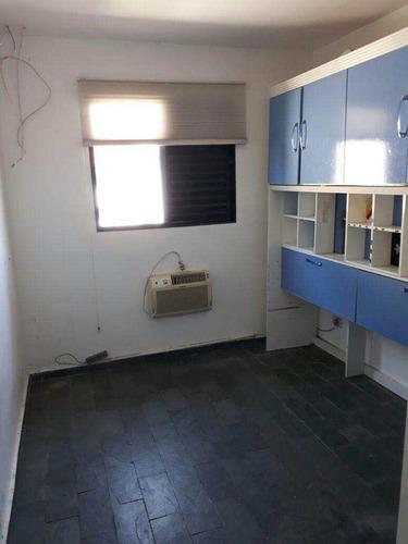 Apartamento Com 2 Dorms, Samarita, São Vicente - R$ 100 Mil, Cod: 642 - V642