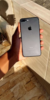 iPhone 7plus 32 Gb Preto Fosco