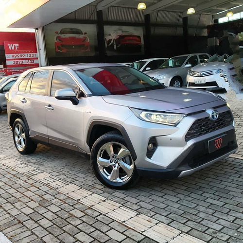 Imagem 1 de 9 de Toyota Rav4 2.5 Vvt-ie Hybrid S Awd Cvt