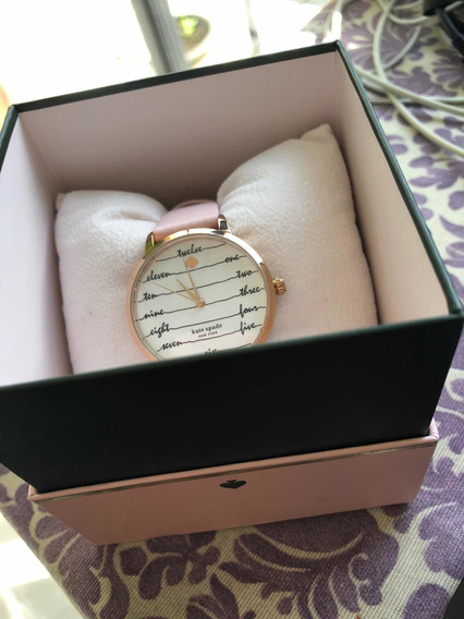 Reloj Kate Spade Rosa