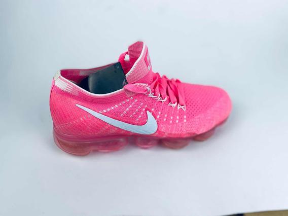 Tenis Nike Mujer Vapor Max Rosa + Envío Gratis