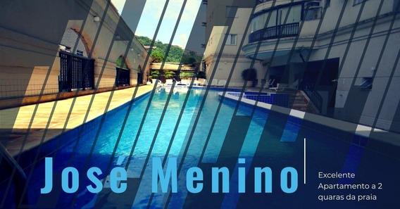 Apartamento Para Alugar Em Santos - Residencial Castell Di Maria - Lo688 - 32771618