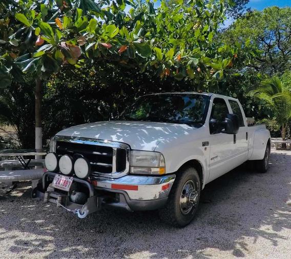 Ford F 350 Bloqueado (no Es Doble)mod 2000 Motor 7.3 Diesel