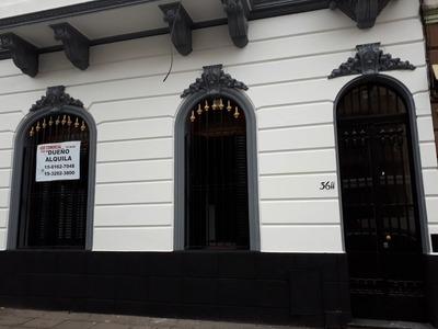 Alquiler Casa Palermo, Uso Comercial,oficinas ,consultorios,