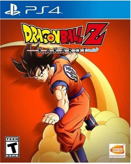 Dragon Ball Z Kakarot Ps4(nuevo Y Sellado De Fabrica)