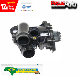 Bomba D'água Completa Audi Q3 2.0 Tfsi 2010 2011 2012 2013