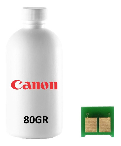 Kit De Recarga Canon Crg 128 Para Mf4770 D550 Mf4450 + Chip
