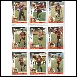 [ha] # 14 Cards- Campeonato Brasileiro 95- Sport #{completo}