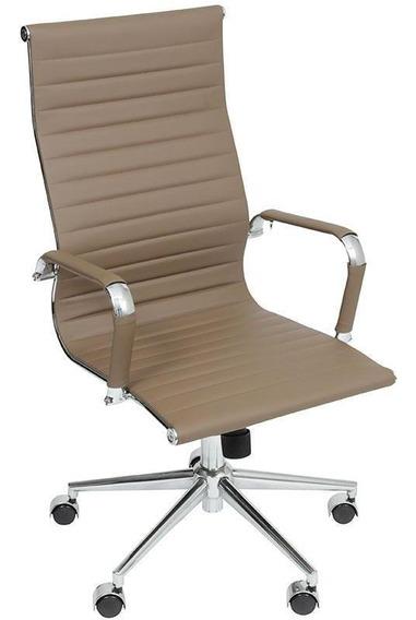 Cadeira Para Escritório Alta Esteirinha 3301-or Design