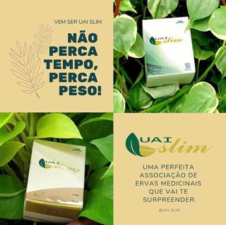 Emagrecedor Natural Uai Slim