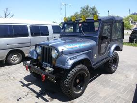 Jeep Ika 4x4 - Modelo 59¿ - ¿el Canyonero¿