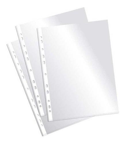 Imagen 1 de 4 de Folios A4 Reforzados De Polipropileno The Pel - Bolsa X 100