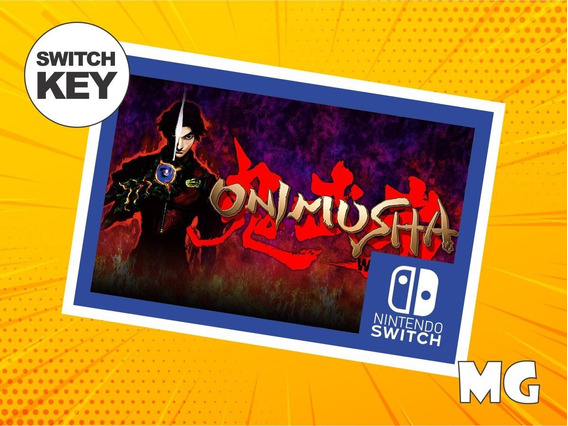 Onimusha: Warlords - Jogo Nintendo Switch Digital