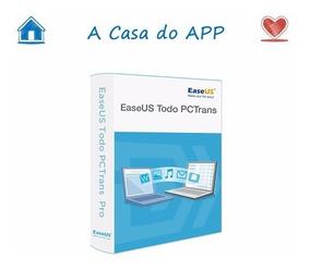 Easeus Todo Pctrans Transferir Apps E Arquivos Entres 2 Pcs