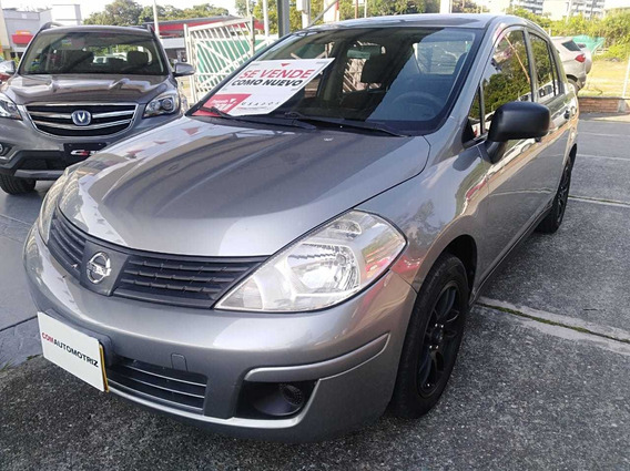 Nissan Tiida Sedan Miio Automatic