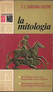 La Mitología F L Cardona Castro