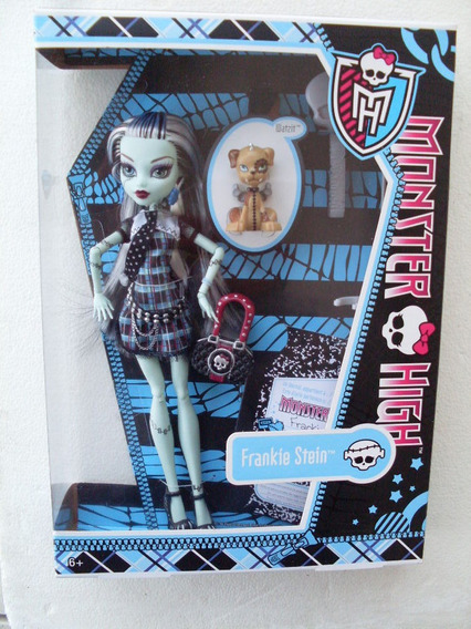 Clube Bb Blythe & Barbie: Monster High Frankie Stein