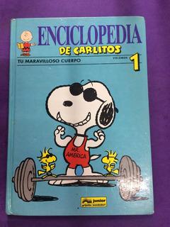 Enciclopedia Carlitos 1 - 8 Paquete De Dos 3 Y 7 A 500 Pesos