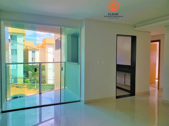 Apartamento A Venda No Bairro Ouro Preto Em Belo Horizonte - - 22082-1