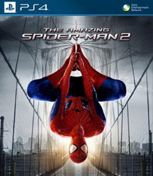 The Amazing Spider-man 2 - Mídia Física - Playstation 4