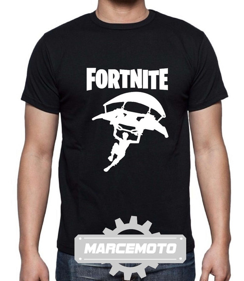 Remera Fortnite Marcemoto