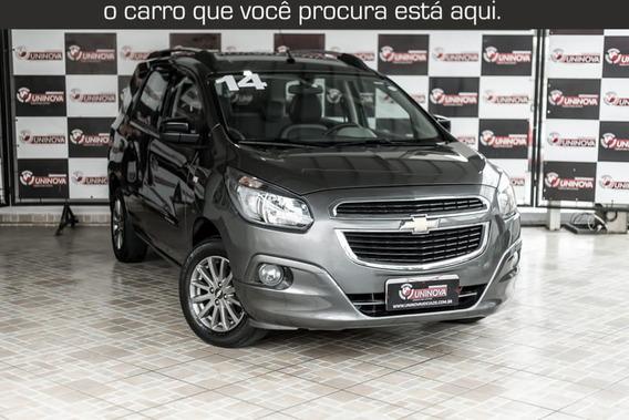 Chevrolet Spin 1.8 Activ 8v Flex 4p Aut 2014