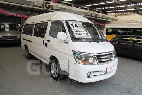 Jinbei Topic Gran 2.0 2013/2014 13 Lugares Gasolina