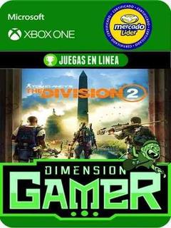The División 2 - Xbox One - Modo Local