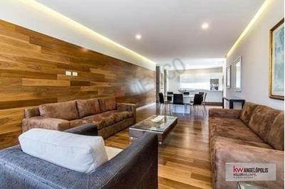 Penthouse En Renta A Una Cuadra De Zavaleta
