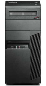 Pc Cpu Lenovo M81 Torre Intel Core I3 8gb Hd160gb Wifi