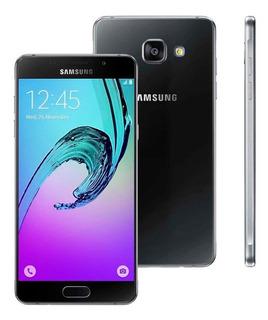 Samsung Galaxy A5 2016 A510 Duos 16gb Dual 4g 13mp - Vitrine
