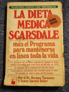 Libro La Dieta Médica Scardale