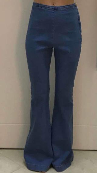 Calça Jeans 284 Cintura Alta Tamanho 36 Nova Frete Grátis