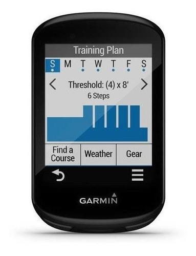 Imagem 1 de 7 de Ciclocomputador Garmin Edge 830 Plus Gps Touchscreen Bike